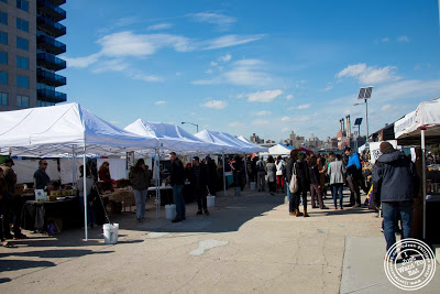 image of Smorgasburg in Brooklyn, NY