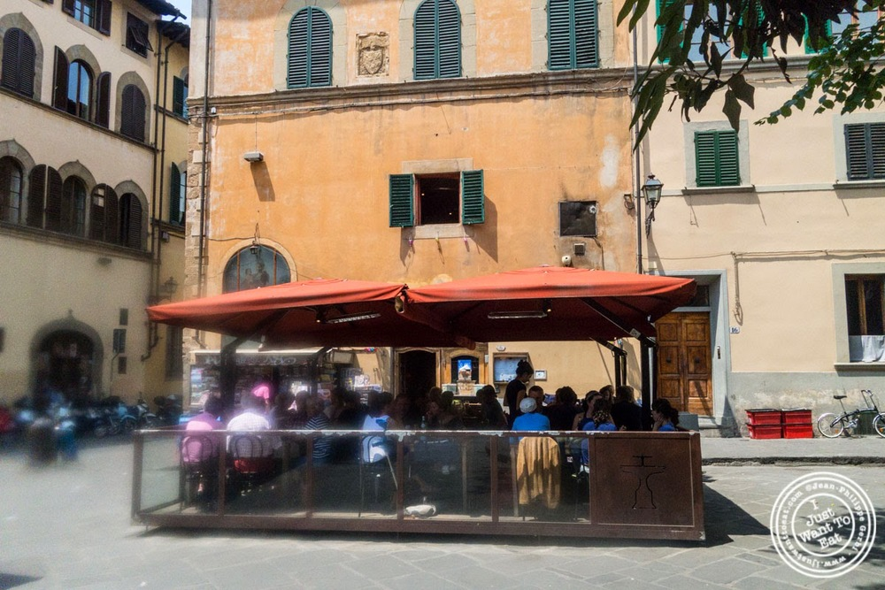 image of Osteria Santo Spirito in Florence, Italy