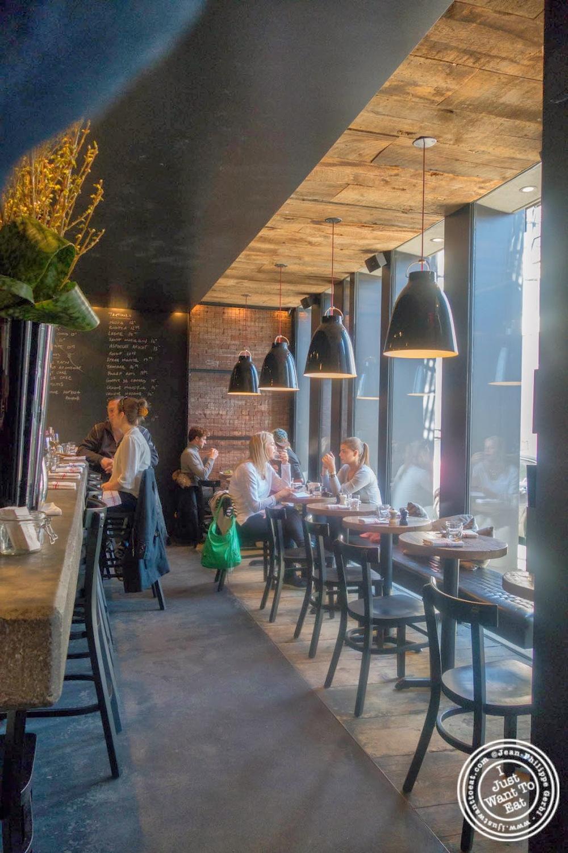 image of Tartinery in Nolita, NYC, New York