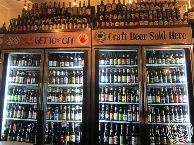 Image of Beers at the Vintner Wine Market in NYC, New York - Hell's Kitchen