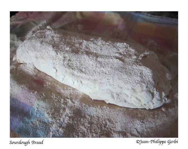 Image of Sourdough bread recipe