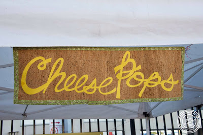 image of Cheese Pops at Smorgasburg in Brooklyn, NY