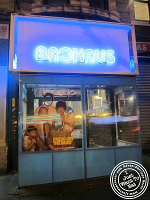 Image of Baohaus in the East Village, NYC, New York