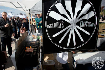 image of Inglorious Yakitorius at Smorgasburg in Brooklyn, NY