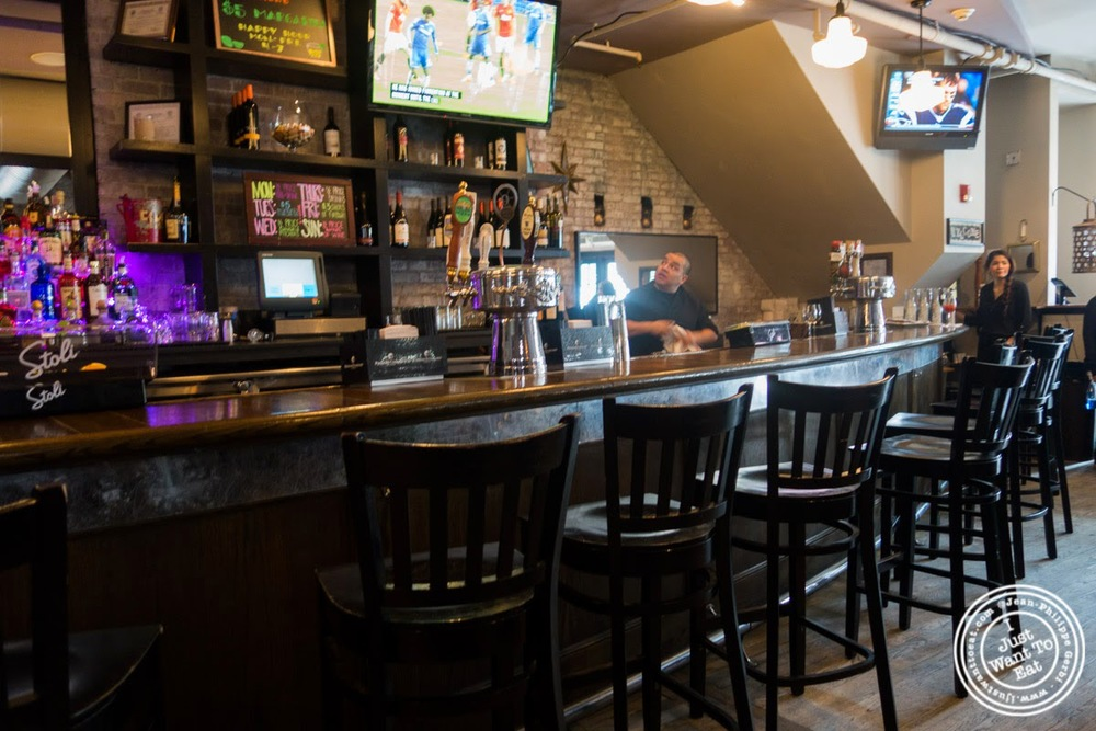 image of Bar at City Bistro in Hoboken, NJ