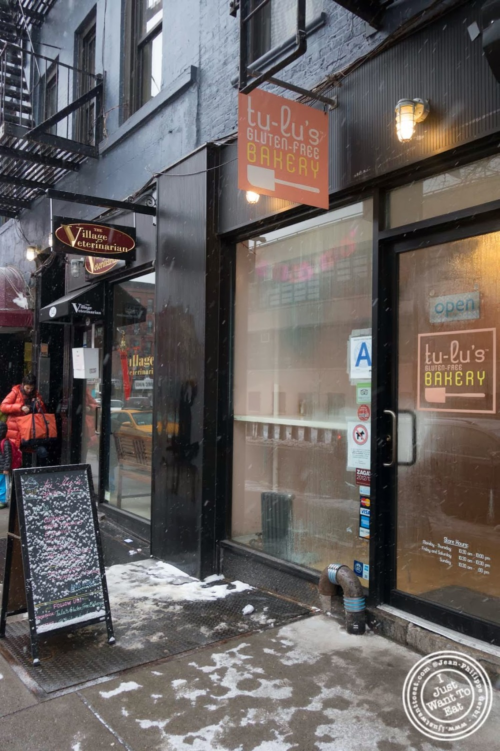 image of Tu-Lu's gluten free bakery in the East Village - NYC, New York
