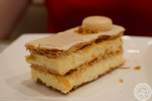 image of Mille feuilles at Maison Kayser in NYC, New York