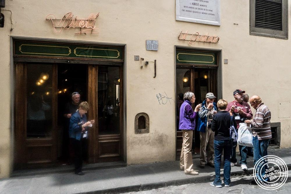 Vivoli in Florence, Italy