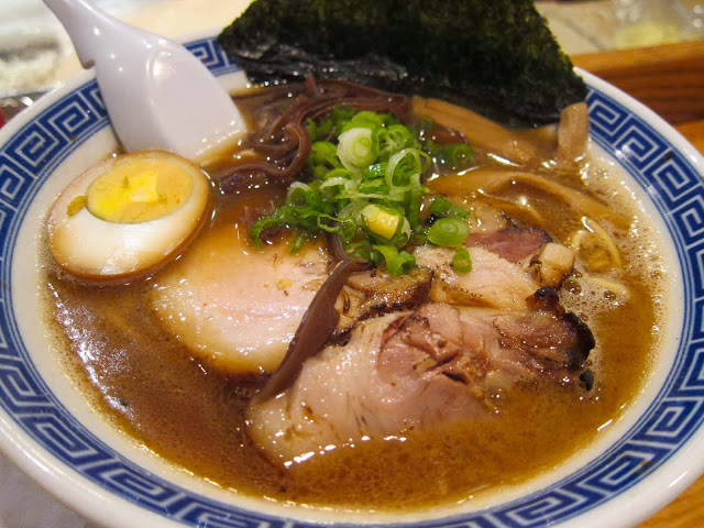 image of signature ramen at Kambi Ramen House in the East Village, NYC, New York