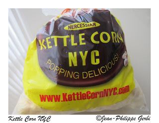 Image of Popcorn from the Kettle Corn in NYC, New York