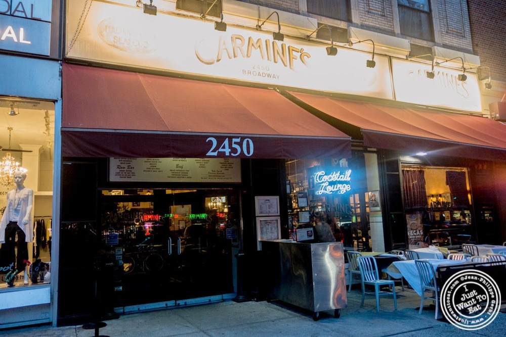 image of  Carmine's in NYC, New York