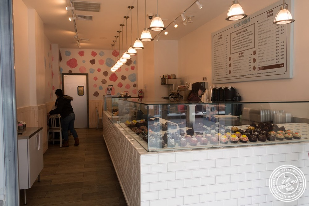 image of Crumbs Gluten Free in Greenwich Village, NYC, New York