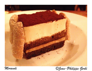 Image of Tiramisu at Morandi in NYC, New York