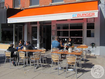 image of 67 Burger in Brooklyn, New York