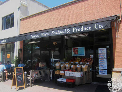 image of Nassau street seafood and produce Co in Princeton, NJ