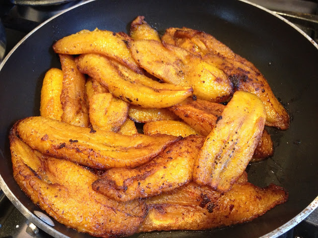 Image of Fried plantains
