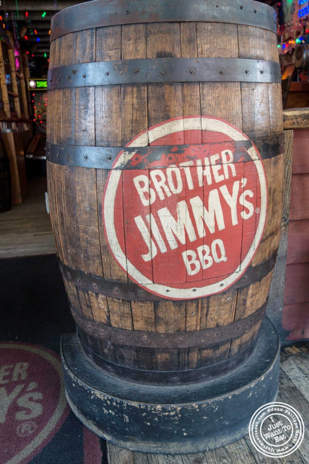 image of Brother Jimmy's BBQ, nyc, ny