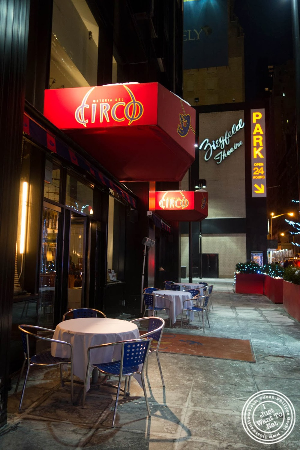image of Circo in NYC, New York