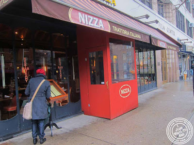 Image of Nizza, Italian Trattoria in Hell's Kitchen, NYC, New York