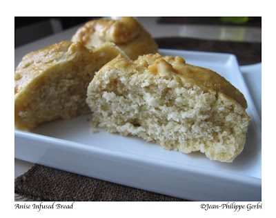 Anise Infused Bread recipe