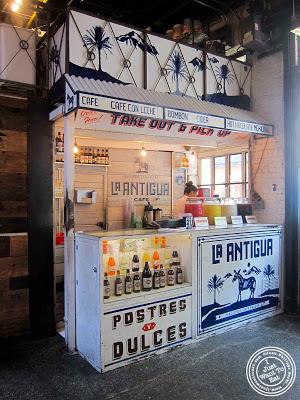 image of La Antigua at Tacombi at Fonda Nolita in NYC, New York