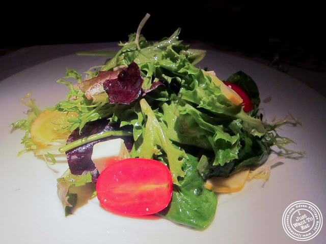 image of salad at 21 Club in NYC, New York
