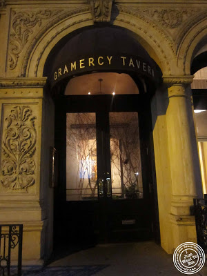 image of Gramercy Tavern in NYC, New York