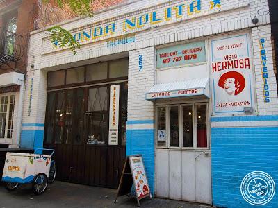 image of Tacombi at Fonda Nolita in NYC, New York