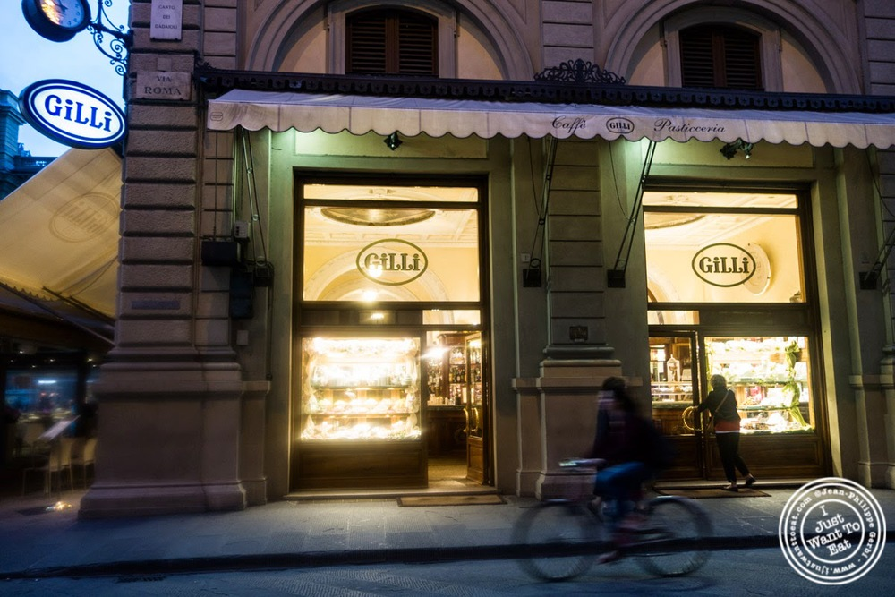 image of Caffè Gilli in Florence, Italy