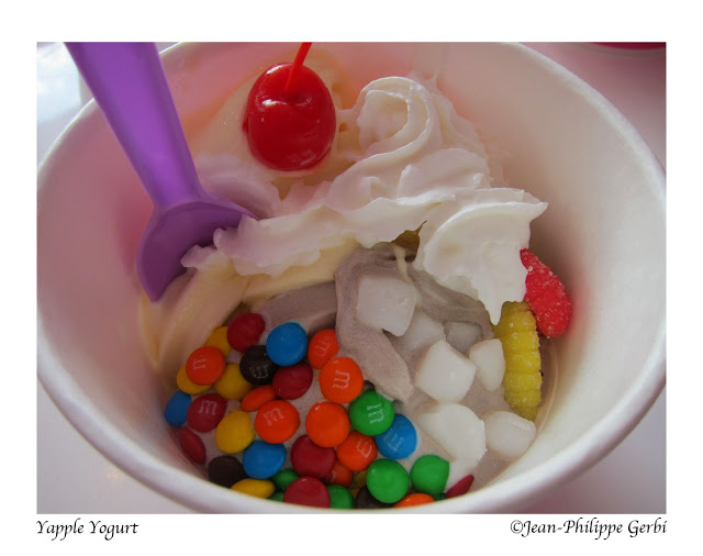 Image of  Yapple Frozen Yogurt in Westfield, NJ