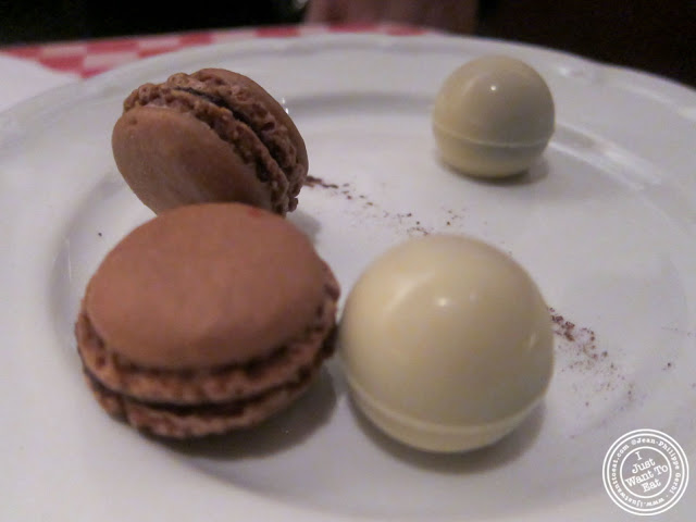 image of treats at 21 Club in NYC, New York