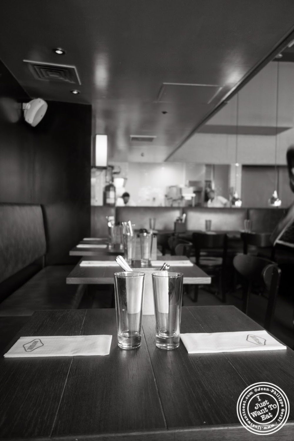 image of dining room at Distilled in Tribeca, NYC, New York