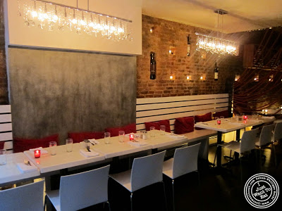 image of Giano Italian restaurant in the East Village - NYC, New York