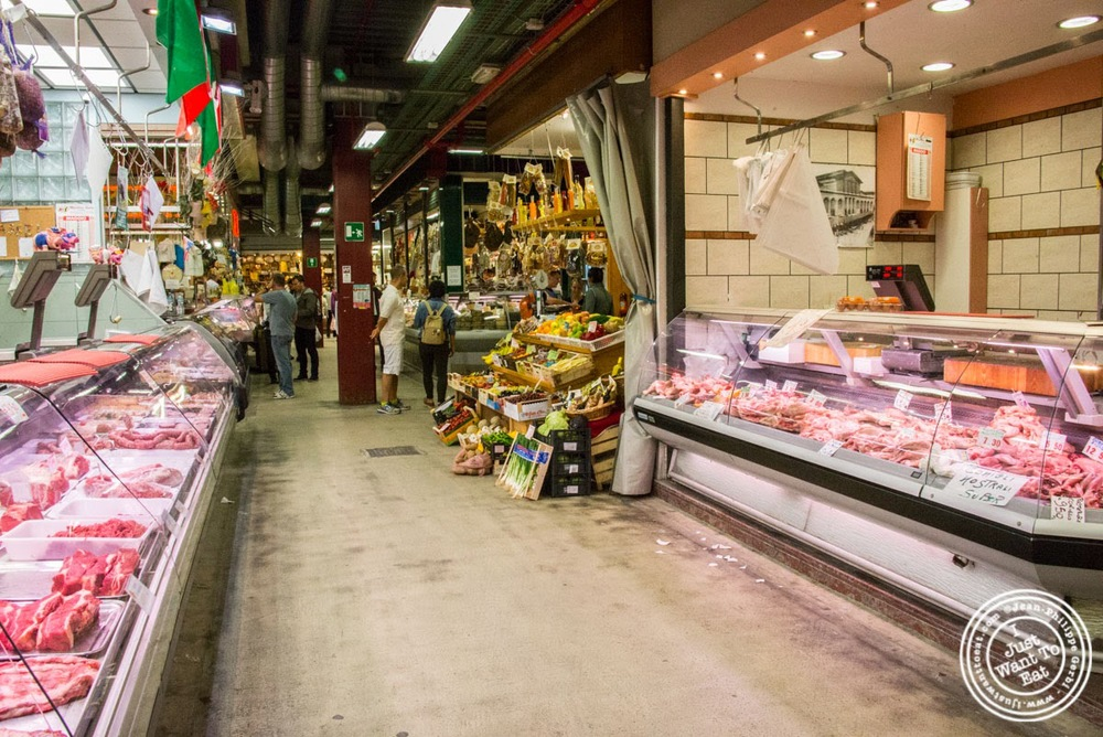 image of Mercato Centrale in Florence, Italy