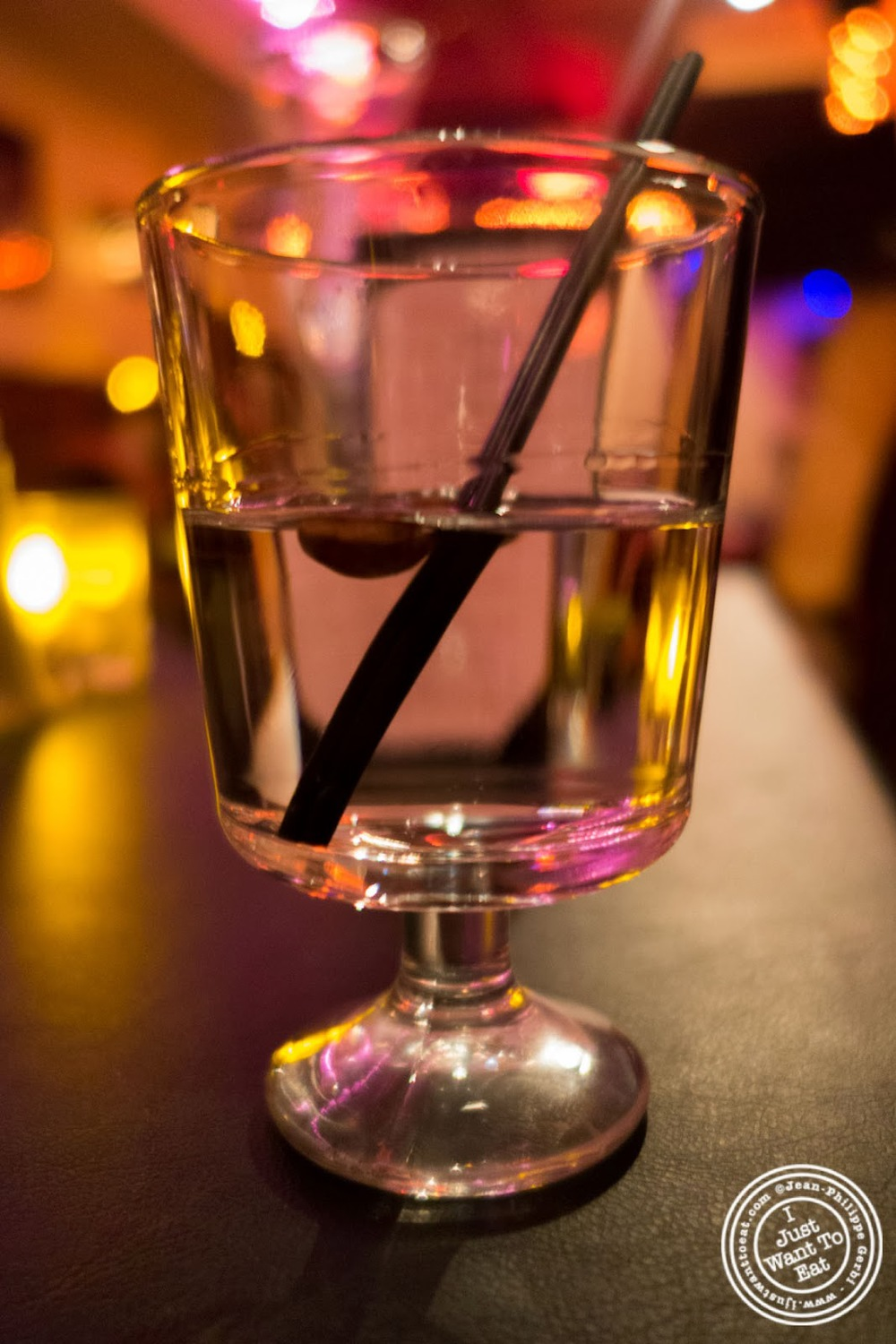image of Sambuca at MASQ New Orleans inspired cuisine in NYC, New York