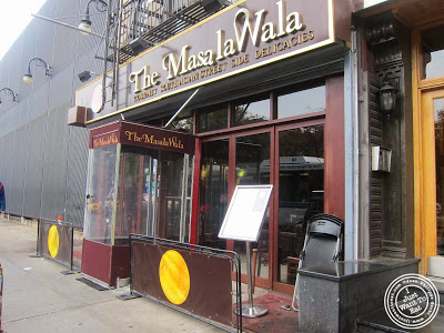 image of The Masala Wala in NYC, New York