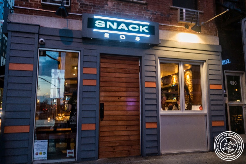 image of Snack EOS in Hell's Kitchen, NYC