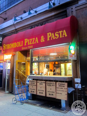 image of Stromboli Pizza in NYC, New York