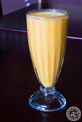 image of Mango lassi at The Masala Wala in NYC, New York