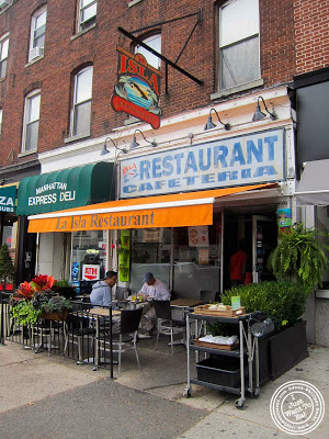 image of La Isla in Hoboken, NJ