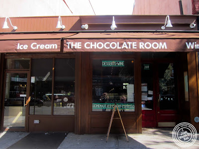 image of The Chocolate Room in Brooklyn, New York