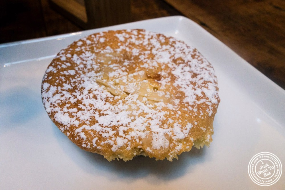 image of Santiago Almond cake at Hogar Dulce Hogar, a Basque Bakery in Soho