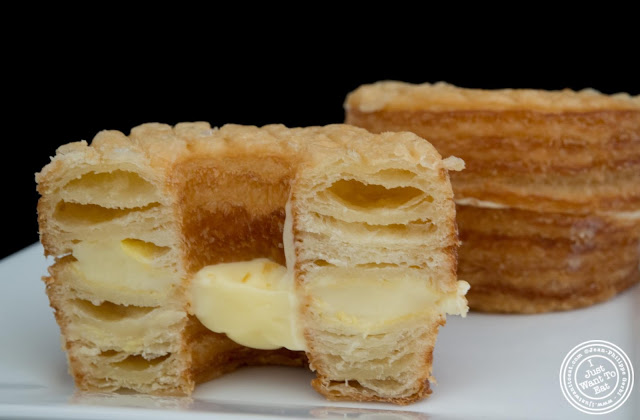 image of bavarian cream crumbnut from Crumbs, NYC New York