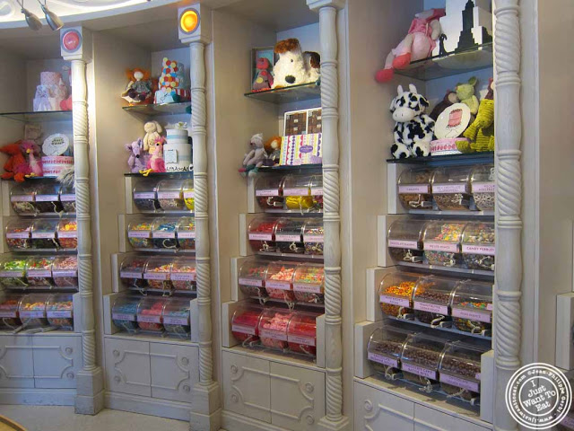 Image of candies at Sugar and Plumm in NYC, New York