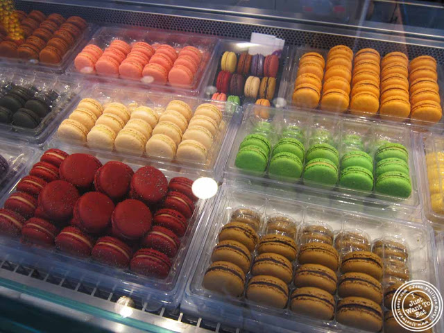 Image of Macaroons at Sugar and Plumm in NYC, New York