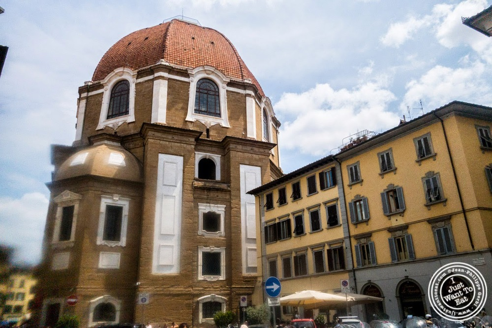 image of Capelle Medicee in Florence, Italy