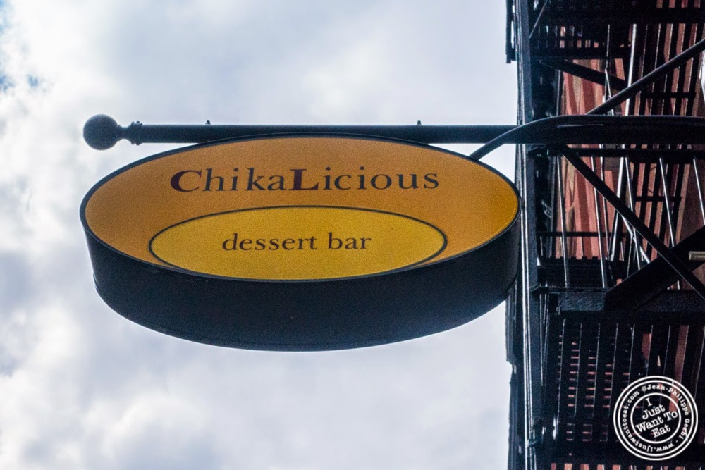 image of Chikalicious Dessert Bar in the East Village, NYC, NY