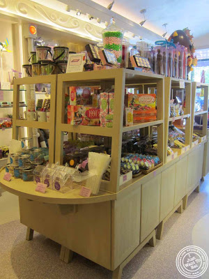 Image of candies and chocolates at Sugar and Plumm in NYC, New York