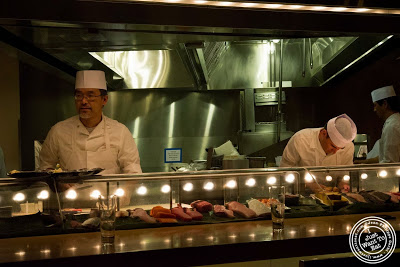 image of Kitchen at Morimoto in NYC, New York