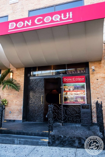 Don Coqui, Puerto Rican restaurant in Astoria, NY